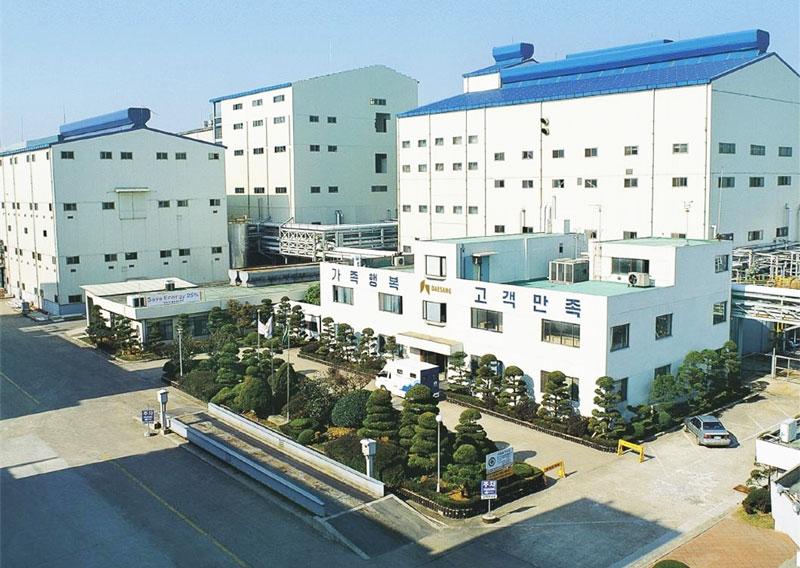 대상(주) 군산 공장