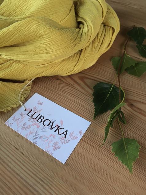 liście brzozy - birch leaves_bawełna_cotton