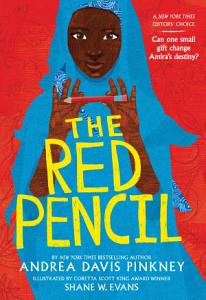 Red Pencil by Andrea Davis Pinkney
