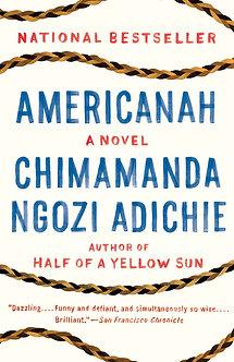 Americanah HC by Chimamanda Ngozi Adichie
