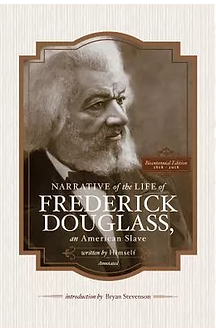 Narrative of the Life of Frederick Douglass by Frederick Douglass (Stevenson)