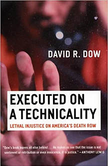 """Executed on a technicality. Lethal Injustice on America's Death Row"""""""