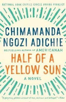 Half of A Yellow Sun pb by Chimanda Ngozi Adichie