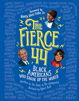 The Fierce 44 by Stephen Reiss