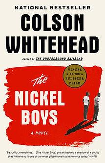 Nickel Boys by Whitehead