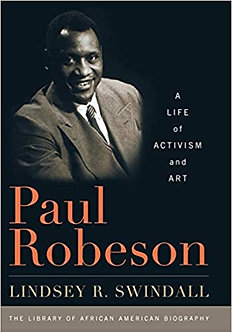 Paul Robeson by  Lindsey Swindall