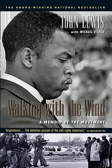Walking with the Wind: A Memoir of the Movement (Reissue)  by John Lewis