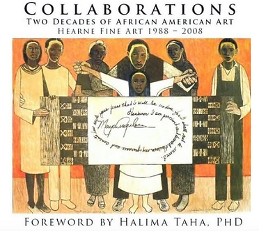 Collaborations: Two Decades of African American Art by Hearne Fine Art