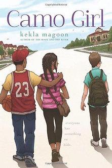Camo Girl by Kekla Magoon