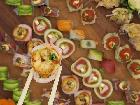 Assorted Sushi Roll