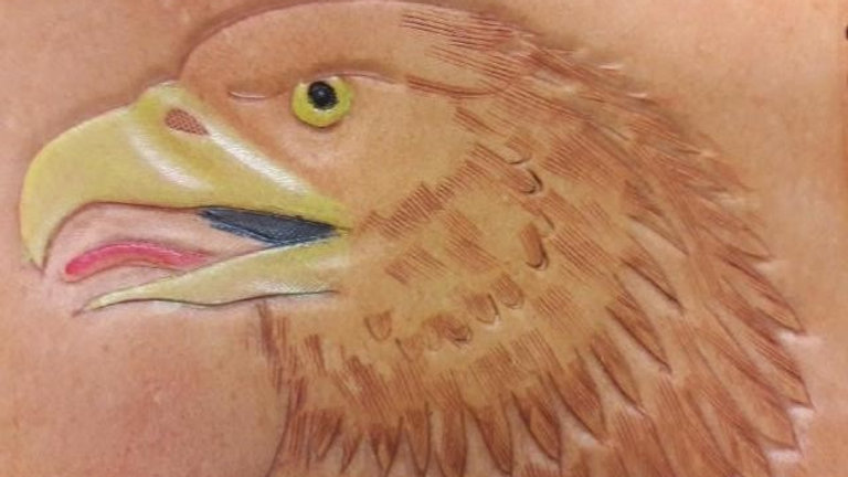 Eagle Head Wallet
