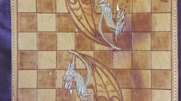 Dragon Chess Board