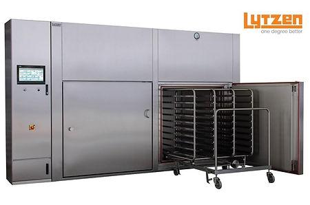 Lytzen class 5 (100) Depyrogenation Ovens