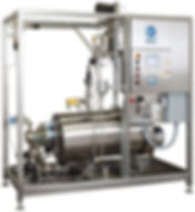 Electric Heated Pure & Clean Steam Generators