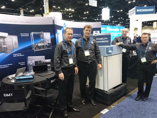 BMT USA AT PITTCON 2018