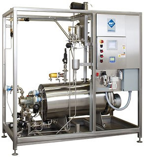 Pure & Clean Steam Generators