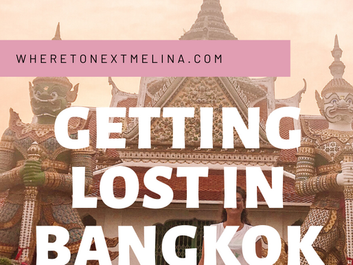 Bangkok: things to do and see in 4 days