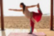 Ruth Cotaina. Yoga para embarazadas