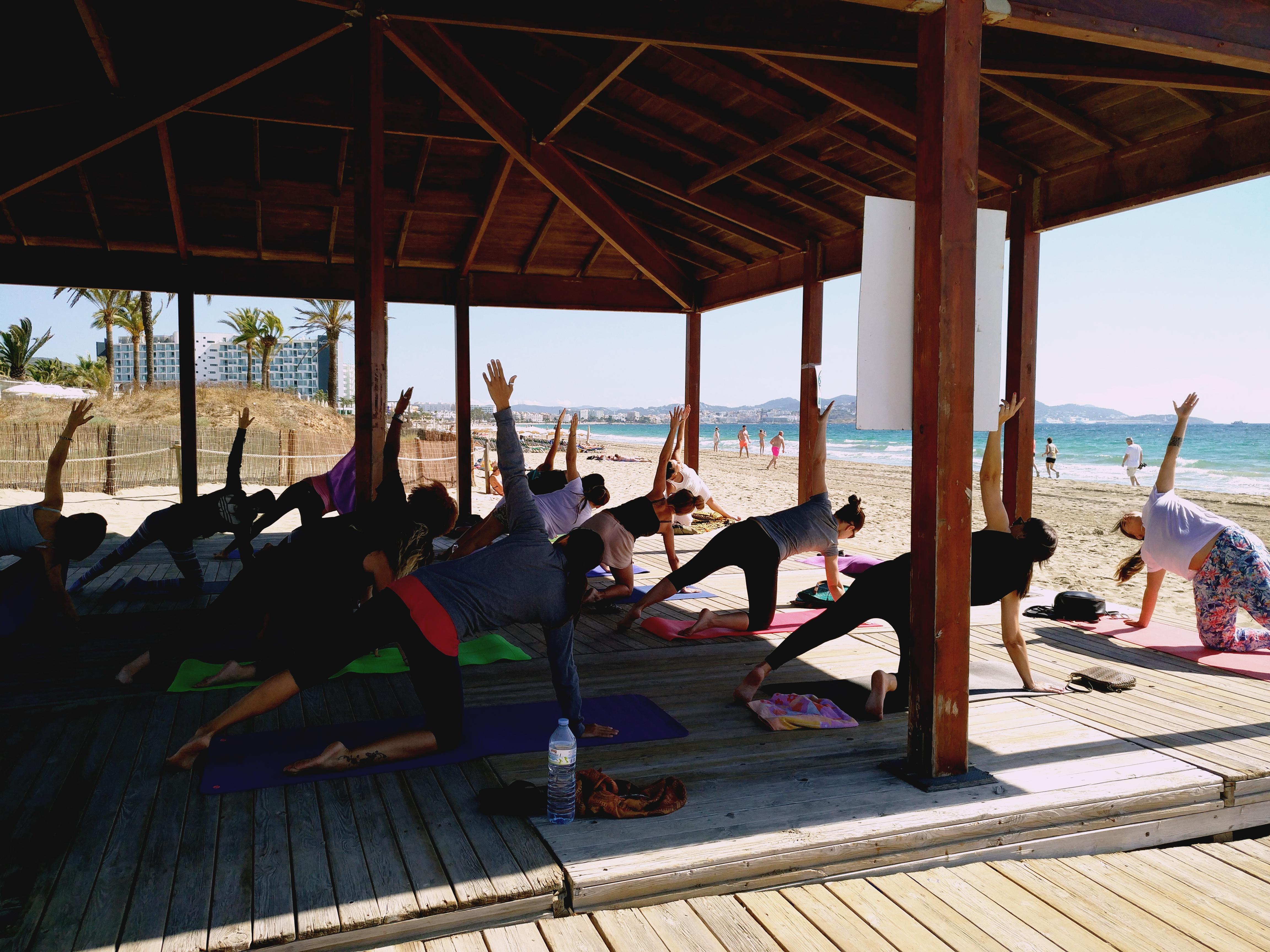 Hatha Yoga en Ibiza