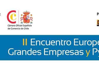 Cámara Belgolux presente en el II Encuentro Europeo de Grandes Empresas y Pymes