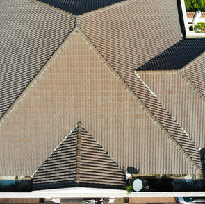 House Roof Inspection