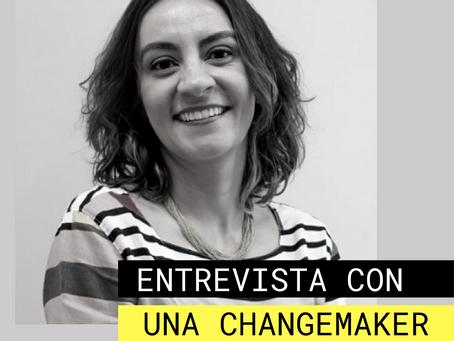 Entrevista a changemaker Sandra Alonso!