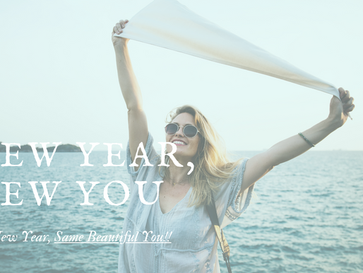 New Year, New You vs. New Year, Same Perfect You!