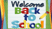 Welcome Back- First PTA Meeting 9/27/18