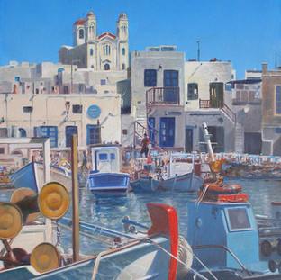 """""""Naoussa Harbour, Paros """""""