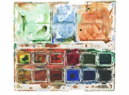 Mall Virtual Water Colour Exhibition
