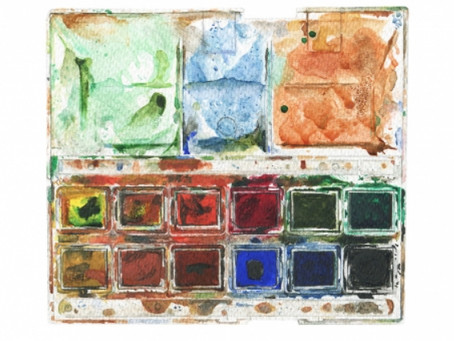 Mall Virtual Water Colour Exhibition