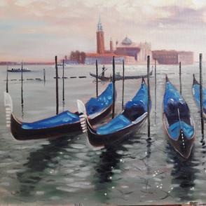 Venice Gondalas