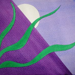 PALE-MOON-RISING-2012-Collage-Acrylic-wa