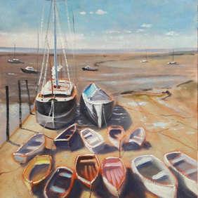 Leigh Boats / Mark Wadeson