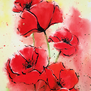 Love Poppies
