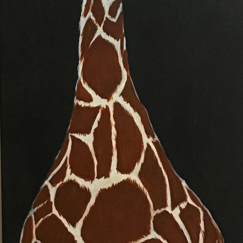 Giraffe / Rose Hofman.