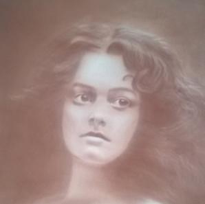 Victorian Actress.