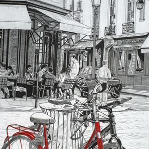 Parisian Side Street