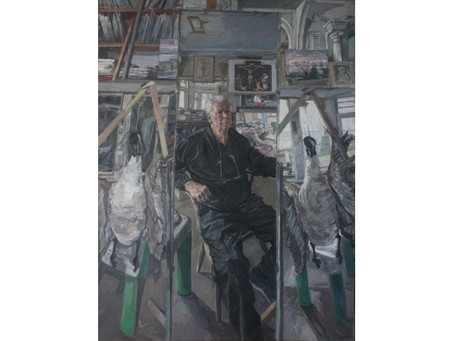 Royal Society of Portrait Painters Annual Exhibition 2020 online.