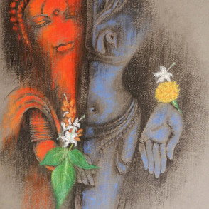 Colours of Devotion.