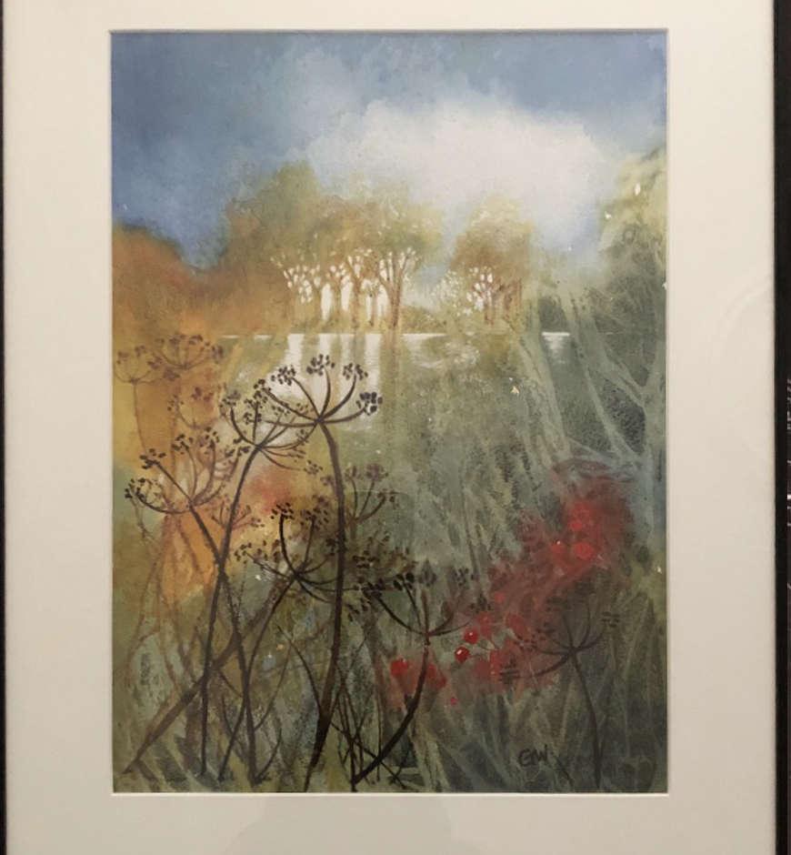 Autumn Mist, Gill Whitehead
