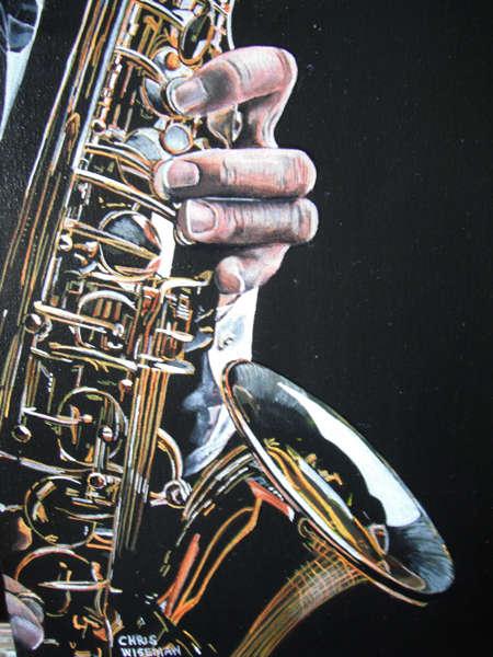 Jazz Chris Wiseman