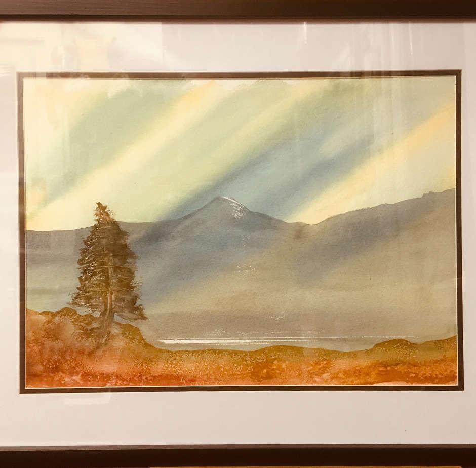 Isle of Arran by Dai Morris
