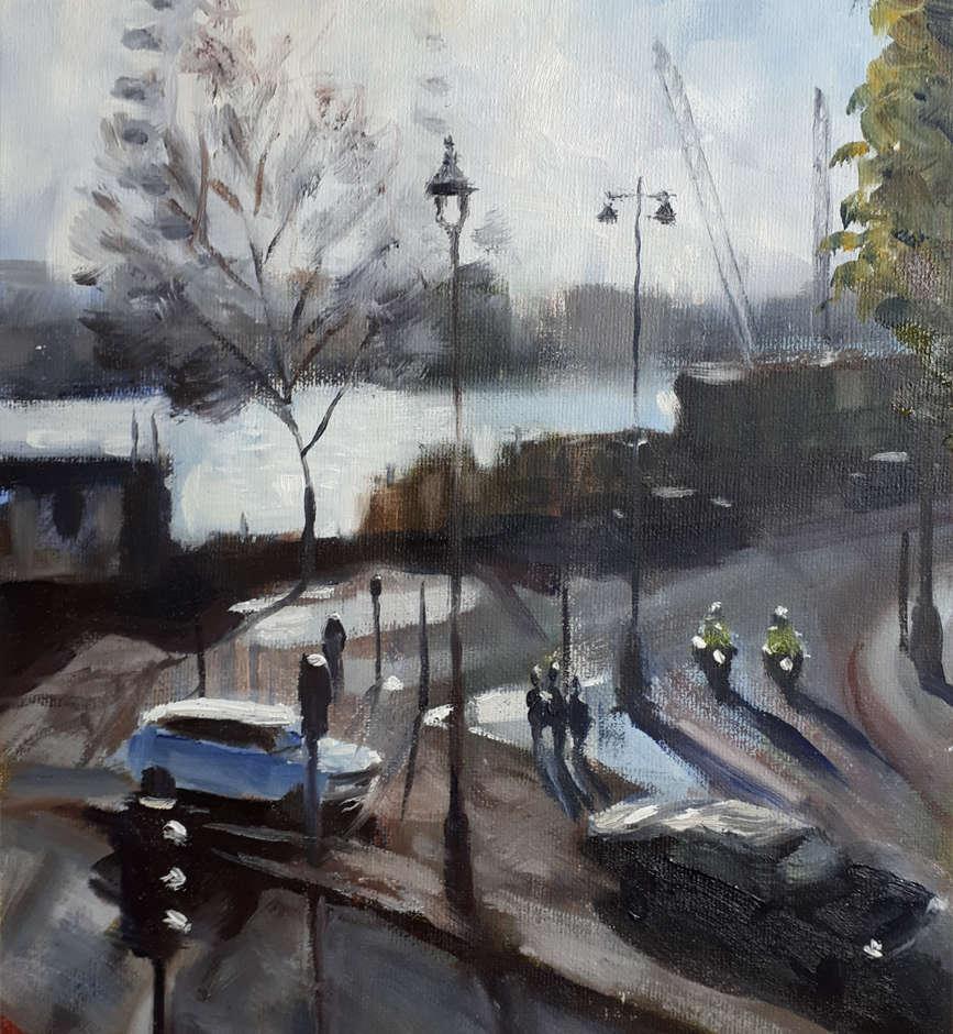 Embankment Junction / Mark Wadeson