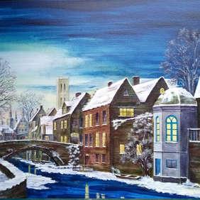 Green Quay Bruges, Chris Wiseman