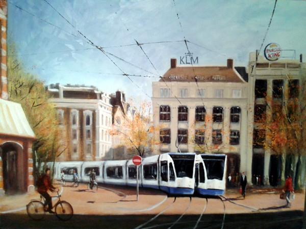 Amsterdam Trams