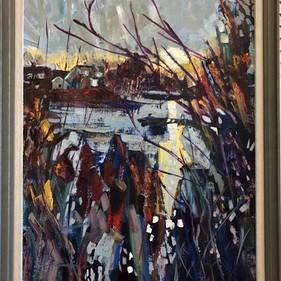 'Across The lake'