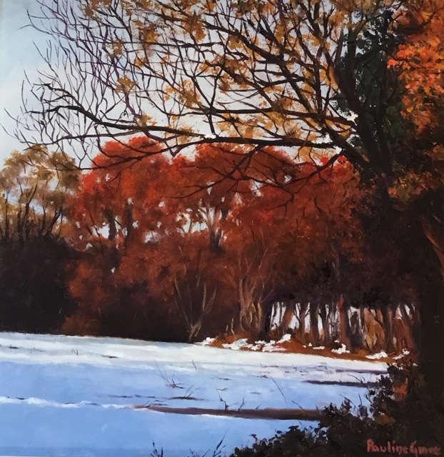Early Snow. / Pauline Grove.