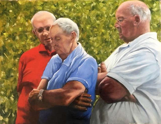 The Three Wise Men / Pauline Grove.