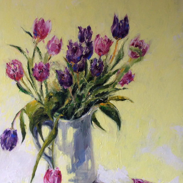 Shaz's Tulips.
